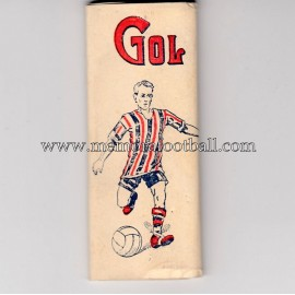 "Librillo de papel de fumar ""GOL"" 1930-40"
