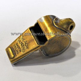 THE ACME THUNDERER referee whistle 1950s