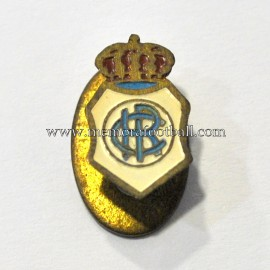 Antigua insignia del Recreativo de Huelva (España) 1940-50