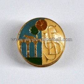 Old UD Salamanca (Spain) enameled badge c.1930