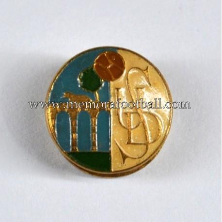 Antigua insignia esmaltada de la UD Salamanca (España) c.1930