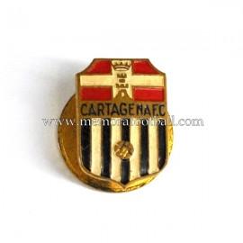 Antigua insignia del Cartagena FC (España) 1920-30