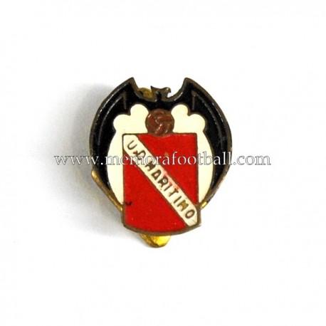U.D. Marítimo enameled badge 1940-50
