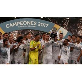 Real Madrid CF Trofeo Supercopa de España 2017