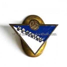Old U.R. Gertru (Spain) enameled badge
