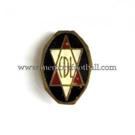 Old CD Logroñés (Spain) enameled badge