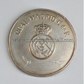 1998 European Cup Final medal. Real Madrid vs Juventus