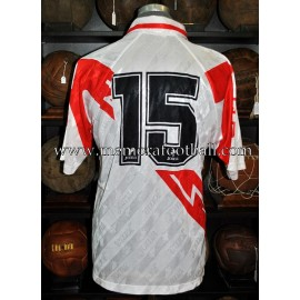 """JOSEMI"" Rayo Vallecano LFP 1994-95 match worn"