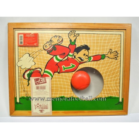 """FUTBOL"" table game 1980s Spain"