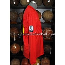 """RAMOS"" Spain vs Turkey 17-06-2016 EURO 2016 match worn shirt"
