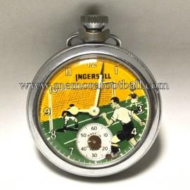 INGERSOLL football pocket watch 1950s