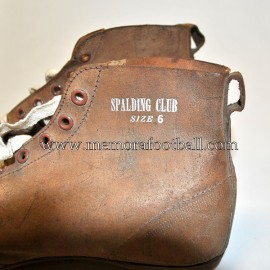 """SPALDING CLUB"" Football Boots 1940s England"