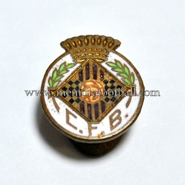 Antigua insignia del CF Balaguer (España) 1940-50