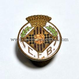 CF Balaguer enameled badge 1940-50