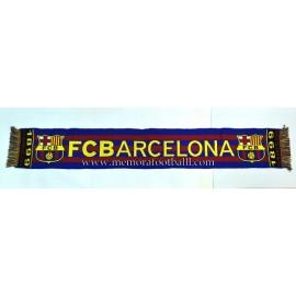 Bufanda del FC Barcelona