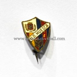 Antigua insignia de la UD Huesca (España) 1950s