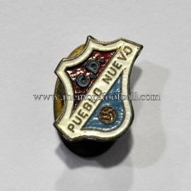 Antigua insignia del C.D. Pueblo Nuevo (España)