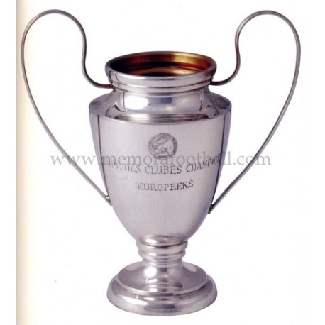 Real Madrid CF 1998 UEFA Champions League, Silver trophy