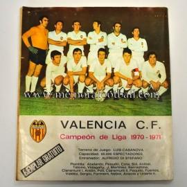 """Album de cromos """"Campeonatos Nacionales de Fútbol 1972"""" Editorial Ruiz Romero"""