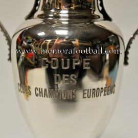 REAL MADRID CF European Champion Clubs' Cup Trophy 1956