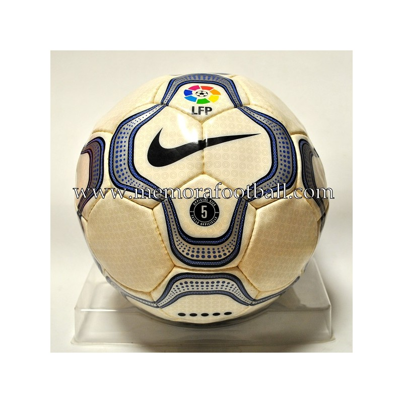 san francisco new arrivals in stock NIKE GEO MERLIN 2000-01 Spanish League (LFP) official ball