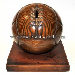 Hucha de madera 1930s Francia