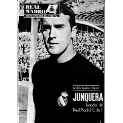 Real Madrid magazine,...