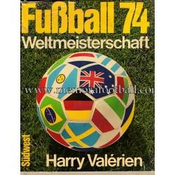 Fussball 74 Weltmeisterschaft