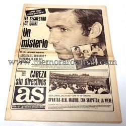 """""""Diario AS"""" 04-03-1981..."""