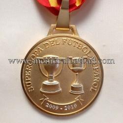 Medalla de Oro del FC...