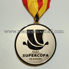 ATHLETIC CLUB Medalla de Campeón  de la Supercopa de España 2014-15