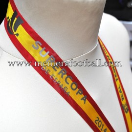 Athletic Club 2015 Spanish SuperCup Gold Winner's Medal
