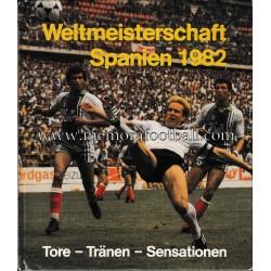 Weltmeisterschaft Spanien 1982