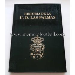 Historia de la U.D. Las...