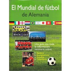 El Mundial de fútbol de...