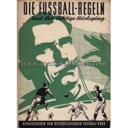 Die Fussballregeln und ihre...