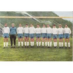 Hertha-BSC (1962) tarjeta...