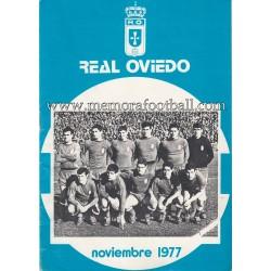 Boletín nº 35 Real Oviedo...