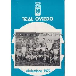 Boletín nº 36 Real Oviedo...