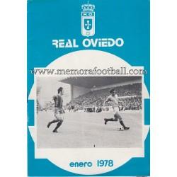 Boletín nº 32 Real Oviedo...