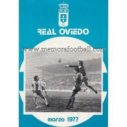 Boletín nº 23 Real Oviedo...
