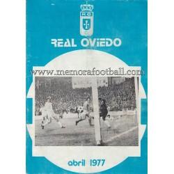 Boletín nº 24 Real Oviedo...