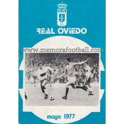 Boletín nº 27 Real Oviedo...
