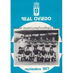 Boletín nº 30 Real Oviedo...
