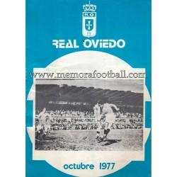 Boletín nº 31 Real Oviedo...