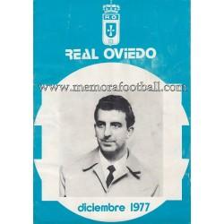 Boletín nº 37 Real Oviedo...