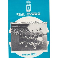 Boletín nº 42 Real Oviedo...