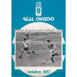Boletín nº47 Real Oviedo vs...