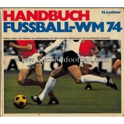 HANDBUCH FUSSBALL-WM 74