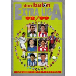 EXTRA LIGA 1998/99 - DON BALÓN
